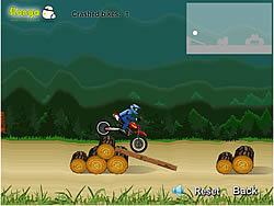 मुफ्त खेल खेलें Dirtbike Fun