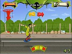Roller Ghoster Ride game
