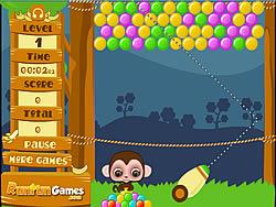 Gioca gratuitamente a Rainbow Bubble Gum