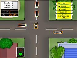 Traffic Control game