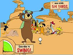Crazy Canyon Golf game