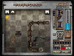 Pipeworks game