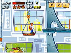 שחקו במשחק בחינם On The Toys' Trail