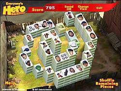 שחקו במשחק בחינם Everyone's Hero Mah-jongg