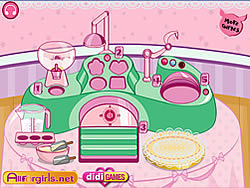 שחקו במשחק בחינם Kitty Biscuit Factory