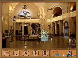 Hidden Objects - Museum game
