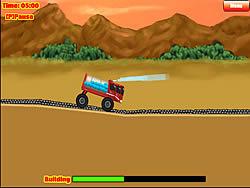 שחקו במשחק בחינם Fire Truck