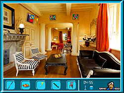 Hidden Objects - Guest Room game