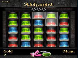 שחקו במשחק בחינם Alchemist