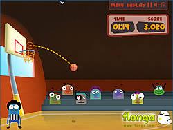 שחקו במשחק בחינם Top Baskeball