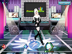 Dance Show Demo game
