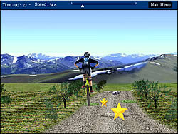 Permainan 3D Mountain Bike