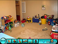 Hidden Objects - Toy Room game