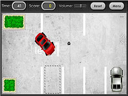 Permainan Parking Training
