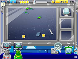 Permainan Space Food Shop
