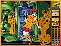 Scooby Doo Find The Numbers game