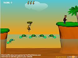 Permainan Turtle Bridge