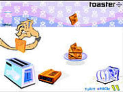 Toaster game