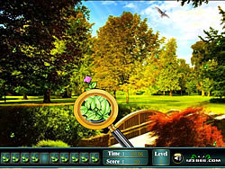 Green Planet game