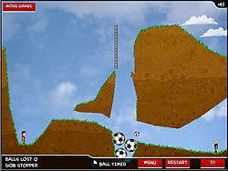 Permainan Soccer Balls