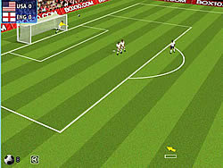 Jogar jogo grátis World Cup Kicks