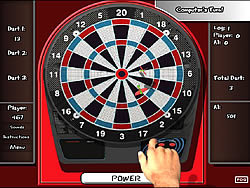 Darts Sim game