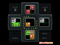 Quartet game