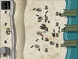Beach Assault game