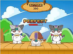Permainan Dance Cat