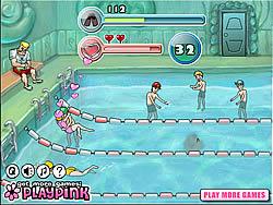 Cool Smimming Pool game