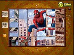 Spin n Set - Spiderman 2 game