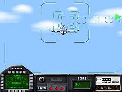 Permainan F18 Hornet