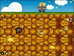 Spongebob Squarepants - Get Gold game