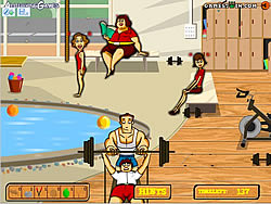 juego Naughty Gym Class