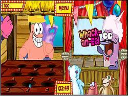 Gioca gratuitamente a Sponge Bob Square Pants: Bikini Bottom Carnival Part 2