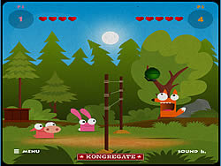 Madpet Volleybomb game