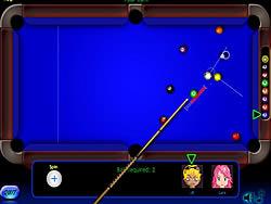 Permainan Billiard Blitz 3 Nine Ball