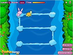 Permainan Race with Rabbit