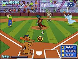 Permainan Scoby Doo's MVP Baseball Slam