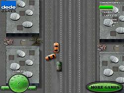 Army Speeder game