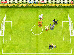Jogar jogo grátis Pet Soccer
