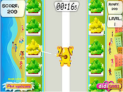 Mary's Sprinkler game