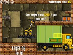 Gioca gratuitamente a Truck Loader