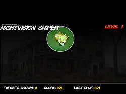 Permainan Night Vision Sniper