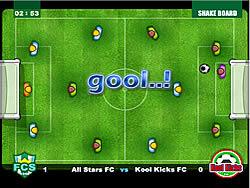 Permainan Elastic Soccer