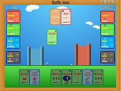 Castle Wars game