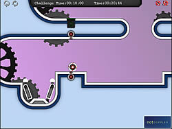 Nimball Rewind game