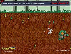 Samurai Run game