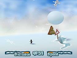 Gioca gratuitamente a Yeti Snowball