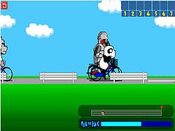 Panzo Bicycle Race game